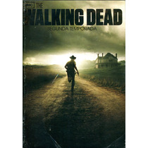 Box Set Dvd The Walking Dead Tempoarda 2 ( 2011 ) - Robert K