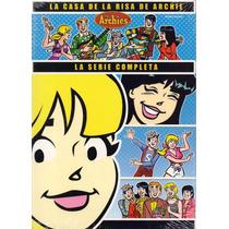 La Casa De La Risa De Archie , Serie Completa En Tv Dvd