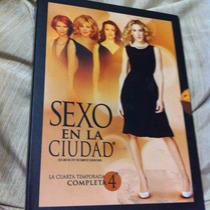 Sexo En La Cuidad 4ta Temporada 3dvds 18 Epispdios