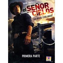 Box Set Dvd Señor De Los Cielos Temporada 1 Parte 1 ( 2013 )