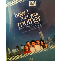 How I Met Your Mother Boxset Temporadas 1 A La 8 Nueva