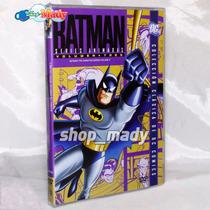 Batman Series Animadas Volumen 3 - 4 Dvd