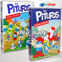 Paquete Los Pitufos Temporada 1 Y 2, - 8 Dvd
