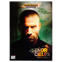 El Señor De Los Cielos Temporada 3 Tres Parte 1 Serie Dvd
