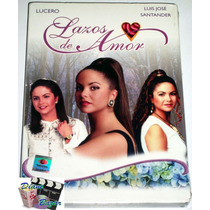 Telenovela En Dvd: Lazos De Amor!! Lucero, Luis Jose Santand