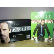 Temporada 1-4 Dr House Nuevas