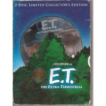 Dvd Originales Película E.t Edición De Aniversario En Inglés
