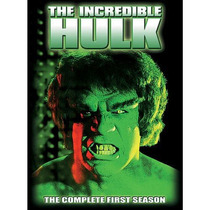 Incredible Hulk: Primera Temporada Completa (4 Dvd Set)