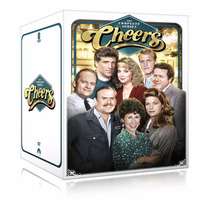 Cheers The Complete Series Box Set Serie Tv Importada Dvd