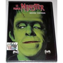 La Familia Monster Segunda Temporada Completa En Dvd!!
