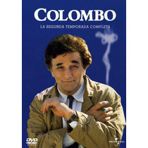 Columbo Segunda Temporada 2 Dos , Serie De Tv En Dvd
