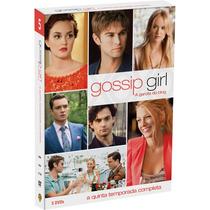 Gossip Girl Chica Indiscreta Temporada 5 En Dvd Lbf