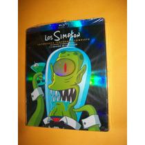 Los Simpsons Temporada 14 Completa Blu-ray 4 Discos