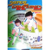 Los Super Campeones Captain Tsubasa Volumen 1 En Dvd Lbf