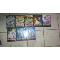Saint Seiya Adv Films 8 Volumen Dvds Importados Seminuevos