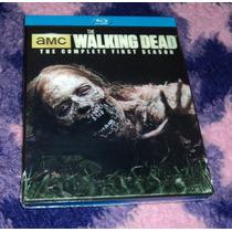 The Walking Dead Primera Temporada - Bluray Lenticular Usa