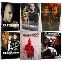 The Shield El Escudo Paquete De Temporadas 1 2 3 4 5 6 Dvd