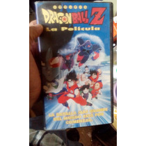 Dragonball Z, La Pelicula Vhs Original