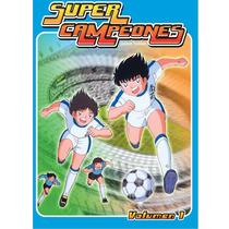 Los Super Campeones Volumen 1, 2 Y 3