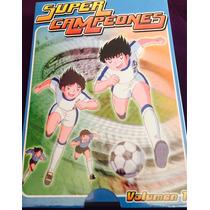 Los Super Campeones En Dvd Temporada 1