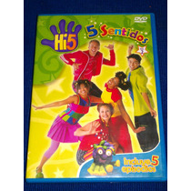 Hi5 Cinco Sentidos Vol 2 Dvd