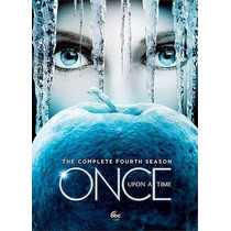 Once Upon A Time Temporada 4 Cuatro Preventa Serie Tv En Dvd