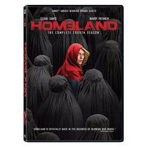 Homeland , Temporada 4 Cuatro , Serie Tv Preventa Dvd