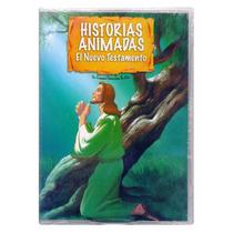 Historias Animadas El Nuevo Testamento , Serie En Dvd