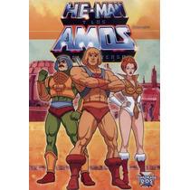 He Man Y Los Amos Del Universo Temporada 2 , Serie Tv En Dvd