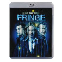Fringe La Gran Conspiracion Temporada 4 Cuatro Serie Blu-ray