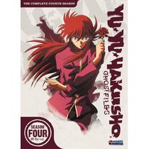 Yu Yu Hakusho Temporada 4 Cuatro Serie Anime Importada Dvd
