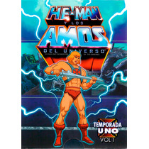 He-man Y Los Amos Del Universo Temporada 1 Vol 1 Serie Dvd