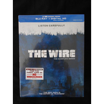 The Wire The Complete Series Los Vigilantes 1 2 3 4 5 Bluray