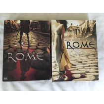 Roma Serie Completa Hbo Dvd Original Primera Y Segunda Tempo