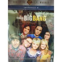 La Teoria Del Big Bang Temporada 8 Ocho Big Bang Theory Dvd.