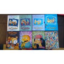 Los Simpson 1,2,3,4,6,13,15,20 Temporadas Completas