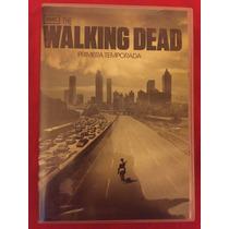 The Walking Dead Primera Temporada Dvd