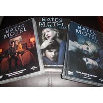 Combo Bates Motel Temporadas 1, 2 Y 3 En Dvd