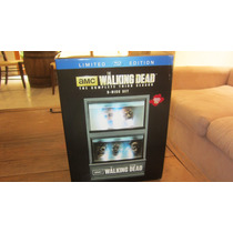 The Walking Dead Season 3 Limited Edition 5 Disc Set Vv4