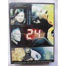 Serie 24 (twenty Four) Temporada 6 Dvd