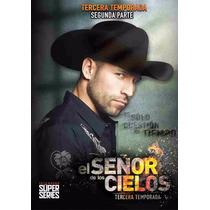 El Señor De Los Cielos Temporada 3 Tres Volumen 2 Serie Dvd