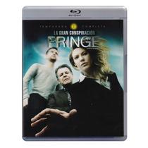 Fringe La Gran Conspiracion Temporada 1 Uno , Serie Blu-ray