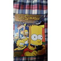 Los Simpson Décima Temporada Completa Dvd
