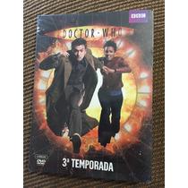 Doctor Who Temporada 3 Nuevo Bbc 4 Discos Dvds