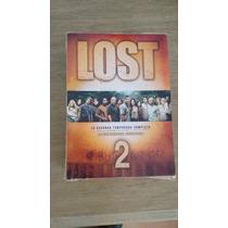 Lost La Segunda Temporada Completa En Dvd Original