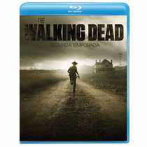 The Walking Dead Temporada 2 Blu Ray Nueva