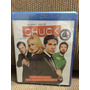 Doble Vida De Chuck Temporada 4 Zachary Levy Bluray Nueva