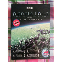 Planeta Tierra Planet Earth Bbc Mini Serie Completa Tv Dvd