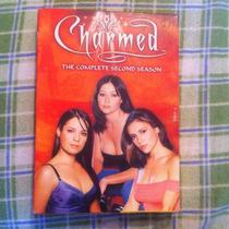 Charmed - Hechiceras - Segunda Temporada - Dvd