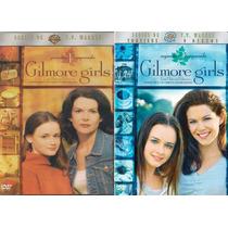 Chicas Gilmore Girls Paquete Temporadas 1 2 3 4 5 6 Y 7 Dvd